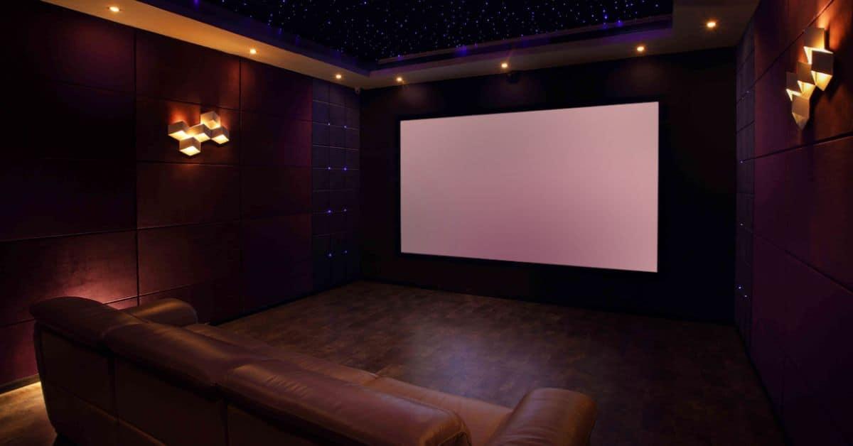 log cabin cinema