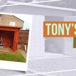 Tony's BillyOh Pent Log Cabin Windowless Heavy Duty Shed
